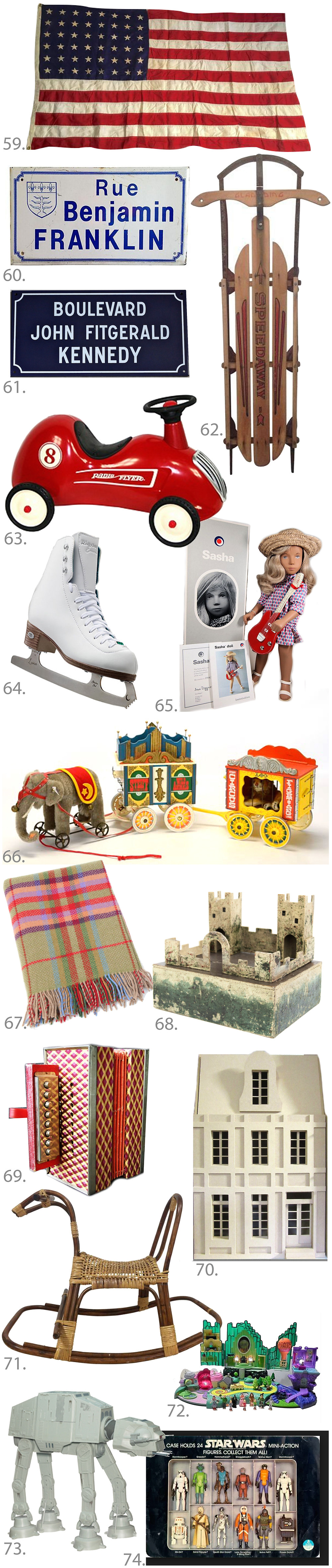 vintage gift giving guide