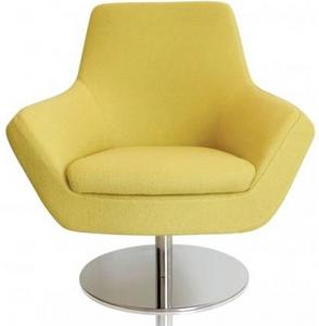 Yellowswivel chair