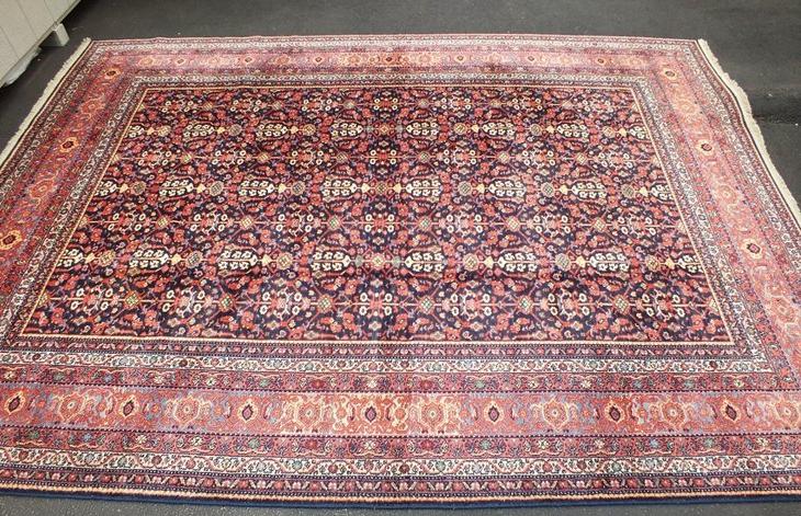 Large vintage Karastan rug