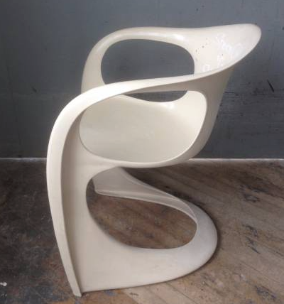 DWR Steen Ostergaard MCM dining chairs