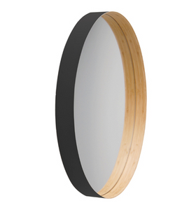 Zero bamboo mirror