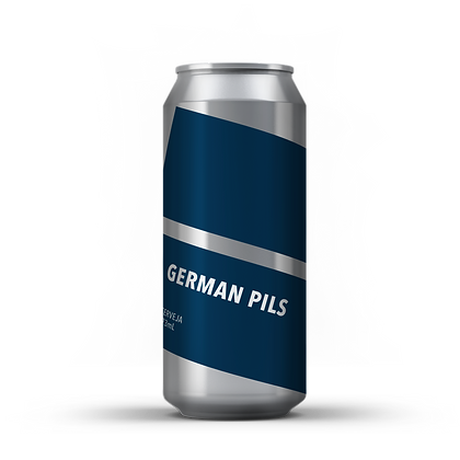 German Pils (473ml)