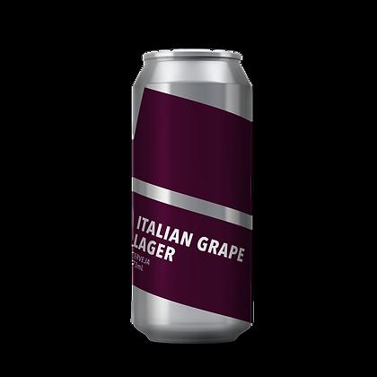 Italian Grape Lager (473ml)