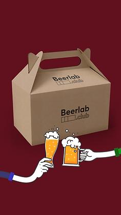 Presenteie alguém com 3 meses do Beerlab.club