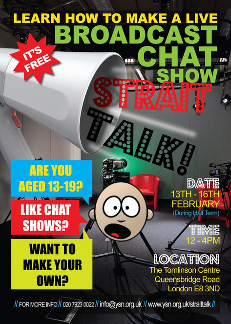 Strait Talk Flyer