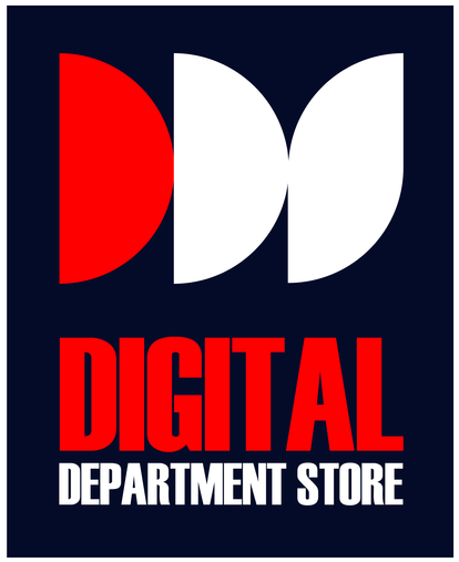 Digital Department Store Logo