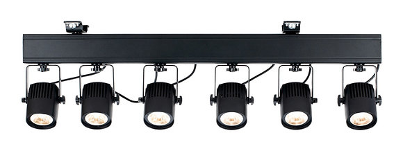 Pinspot Light Fixture Rack