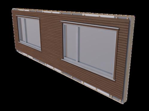 External wall element