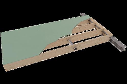 Internal floor element