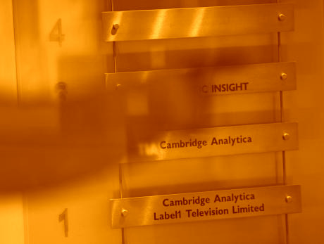 Cambridge Analytica's Parent Company SCL in Troubled Waters