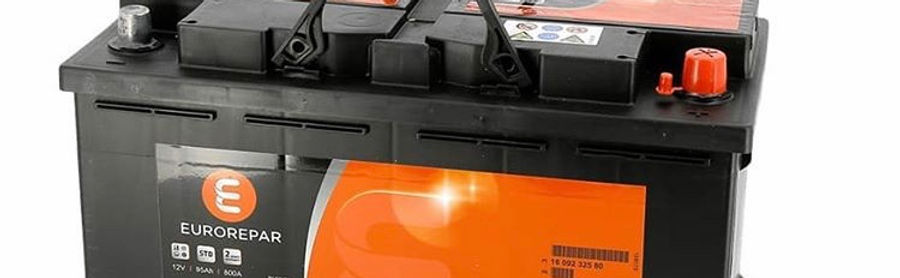 акб eurorepar в подорожник авто