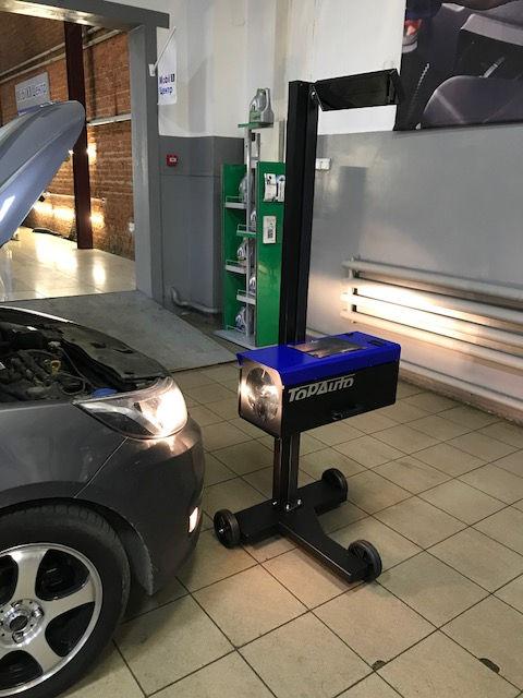 Регулировка фар в Подорожник Авто