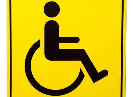 Поддержка водителей-инвалидов
