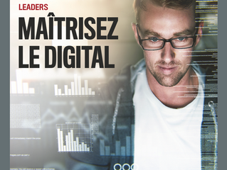 Le Leadership de la transformation digitale I Bilan 2018