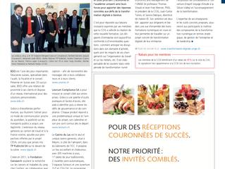 """makers id a le plaisir d'annoncer l'ouverture du CAS""""LeLeadership de la transformatio"""