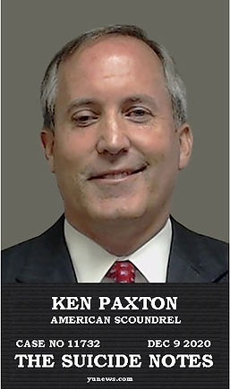 Ken Paxton - The Suicide Notes