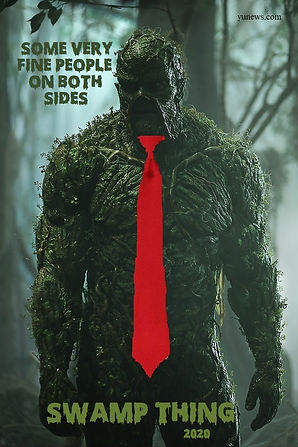 Swamp Thing 2020 - Some Very Fine People