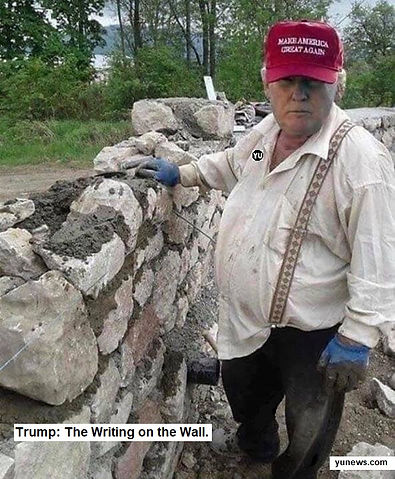 YU - Trump - The Writing on the Wall 1.j