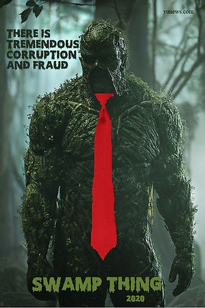 Swamp Thing 2020 - There is Tremendous C