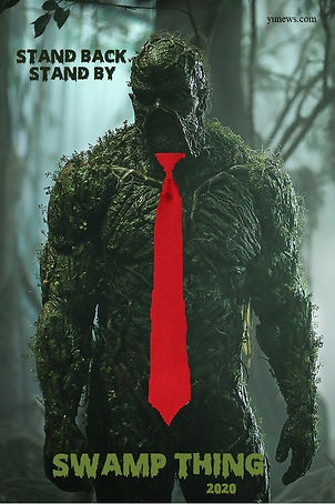 Swamp Thing 2020 - Stand Back Stand By.j