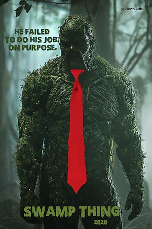 Swamp Thing 2020 - He Failed to Do His J