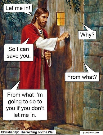 Christianity - The Writing on the Wall.j