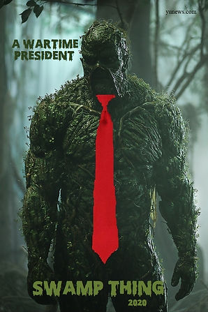 Swamp Thing 2020 - A Wartime President.j