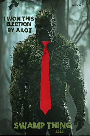 Swamp Thing 2020 - I Won This Election.j