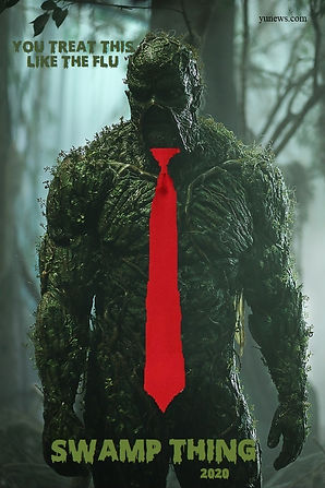 Swamp Thing 2020 - You Treat This Like t