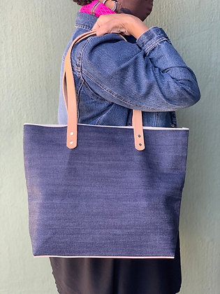 The Denim Market Tote
