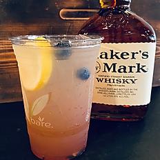 Blueberry Bourbon Lemonade