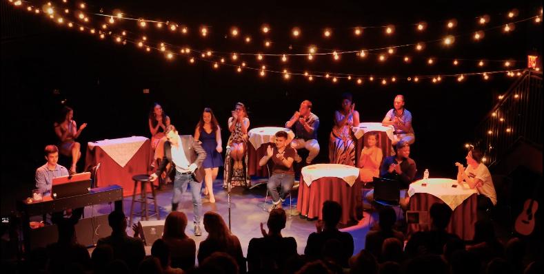 Singr: An Intimate Cabaret