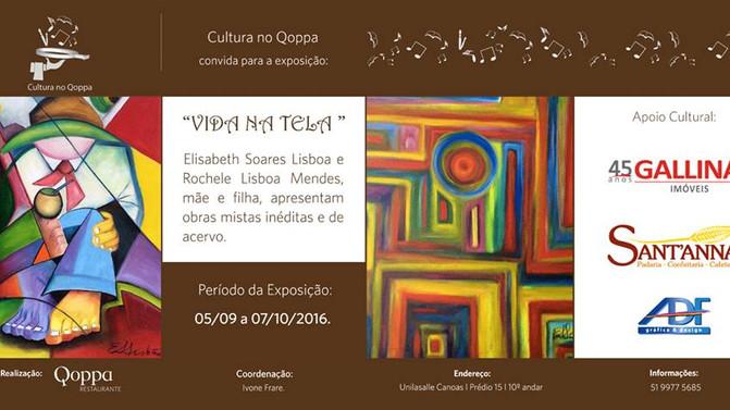 """""""Vida na Tela"""" estreia no Cultura no Qoppa"""