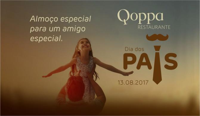 Dia dos Pais no Qoppa