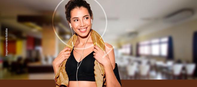 Exercício físico: Uma atividade, diversos benefícios.