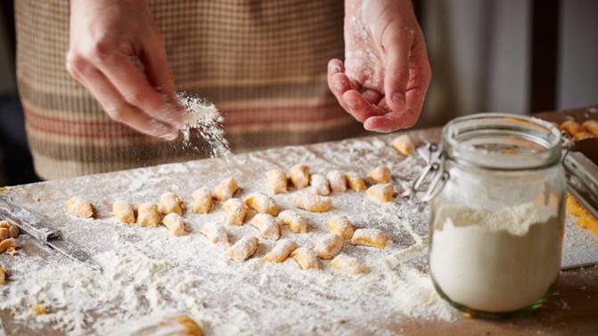 Huuum, conheça a tradicional receita do Nhoque da Sorte