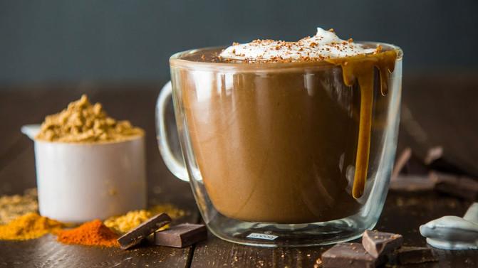 Chocolate Quente - A receita perfeita para seu inverno.