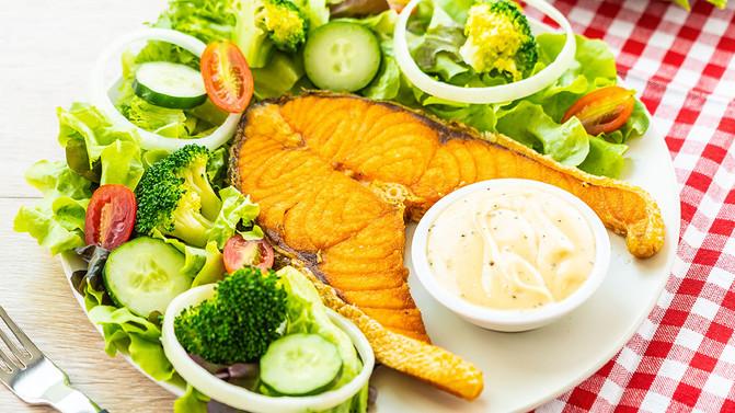 Semana Santa - Os benefícios de comer peixes
