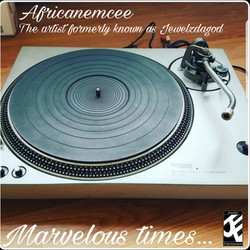 Marvelous Times mixtape cover art