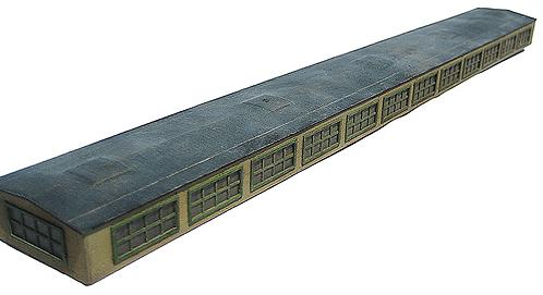 HO Scale - Clerestory Kit