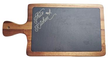 Custom Slate Cutting Board