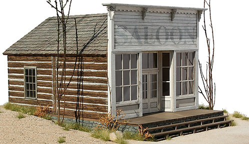 S Scale - The Saloon
