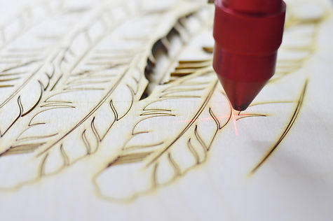 Custom Laser Cutting and Engraving