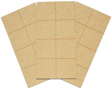 10' HO, 5' O - Plain Jointed Concrete