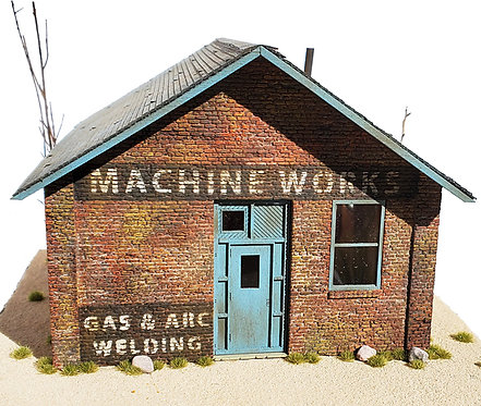HO Scale - Machine Works
