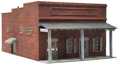 HO Scale - Post Office Kit
