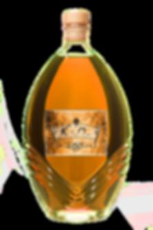Kooma Korn mit Orange und Mandel