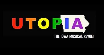 utopia, version 5.0 - logo (with tag), m