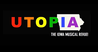 utopia, version 5.0 - logo (with tag), m