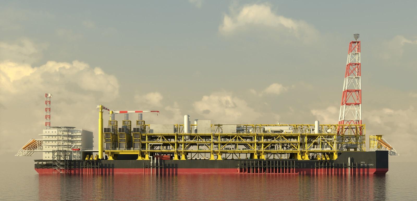 HMI Scada Control Offshore